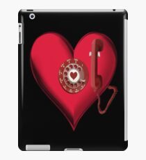 ❤ 。◕‿◕。 HEART PHONE IPAD CASE❤ 。◕‿◕。  iPad Case/Skin