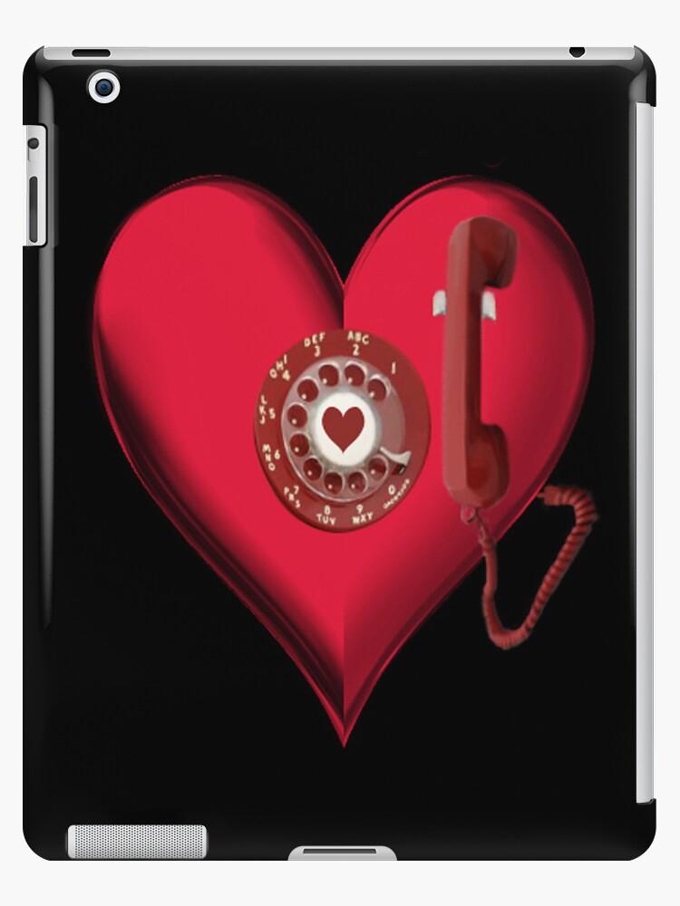 ❤ 。◕‿◕。 HEART PHONE IPAD CASE❤ 。◕‿◕。  by ✿✿ Bonita ✿✿ ђєℓℓσ
