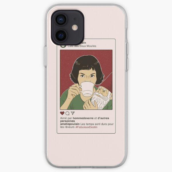 Insta Amelie Funda blanda para iPhone
