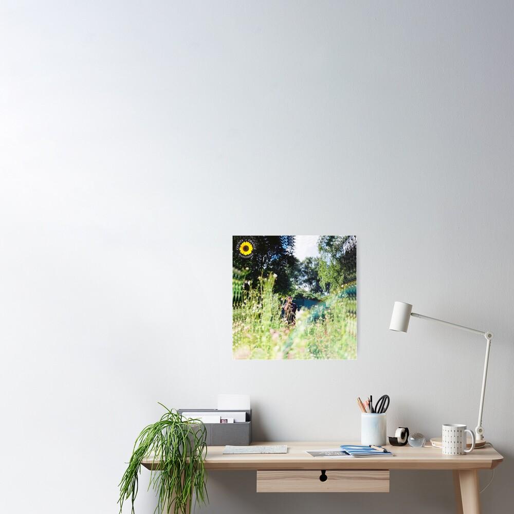 Rex Orange County - Sunflower Album Cover Poster