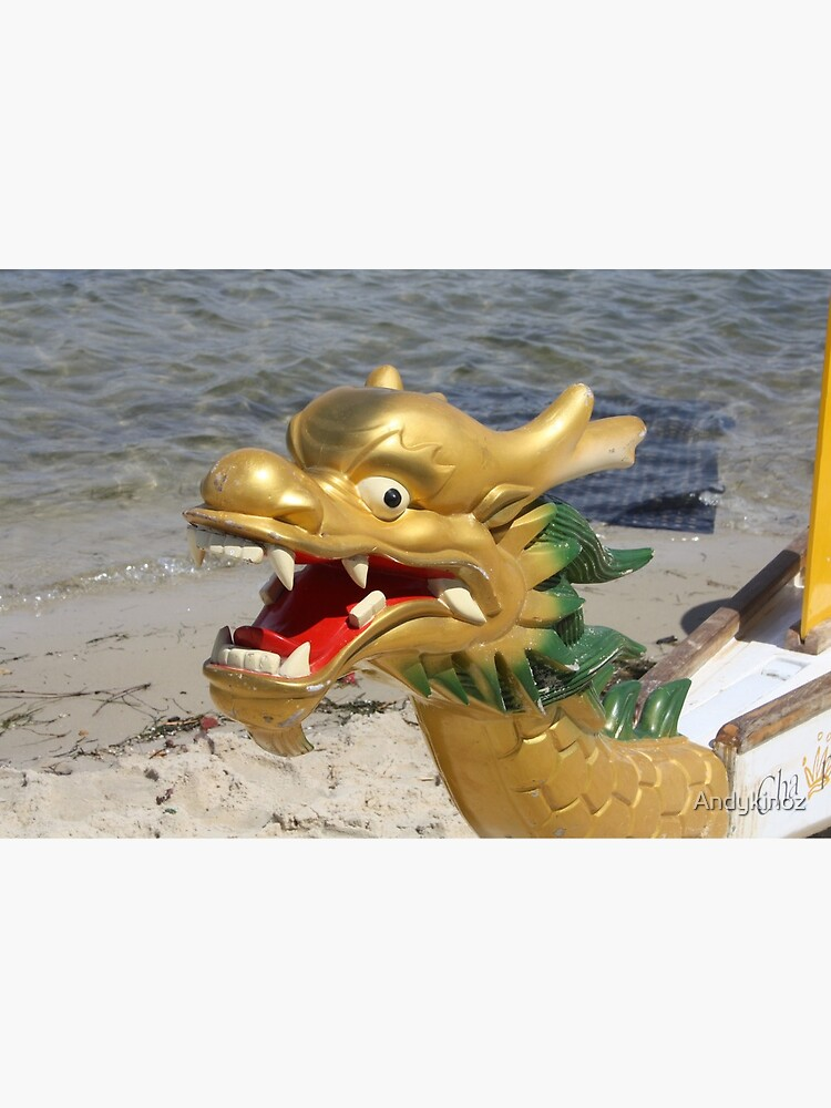 Dragon Head by Andykinoz