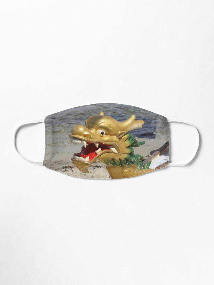 Alternate view of Dragon Head Mask