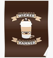 Drink of the Damned Poster