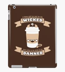 Drink of the Damned iPad Case/Skin