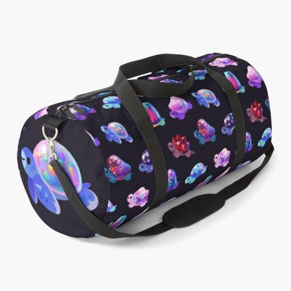 Jewel turtle Duffle Bag