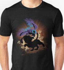 Super Smash Bros. Black Duck Hunt Silhouette T-Shirt
