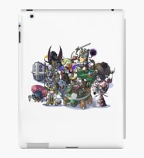 Final Fantasy Pokemon Collection Group Set 1 iPad Case/Skin
