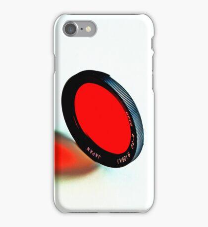 Red 25A iPhone Case/Skin