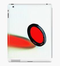 Red 25A iPad Case/Skin