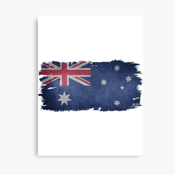 Australia Flag National - Flag Lover Holidays Gifts - Australian Flag  Canvas Print