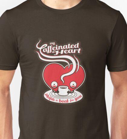 My Caffeinated Heart T-Shirt