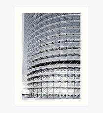 Post-Modernism Art Print