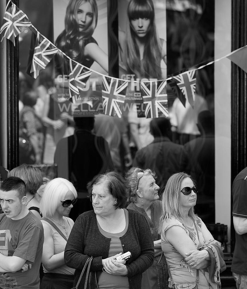 Onlookers by David Harrison