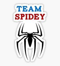 Team Spidey Sticker