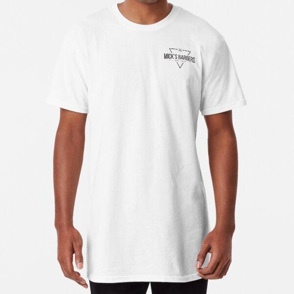 Micks Barbers  Long T-Shirt