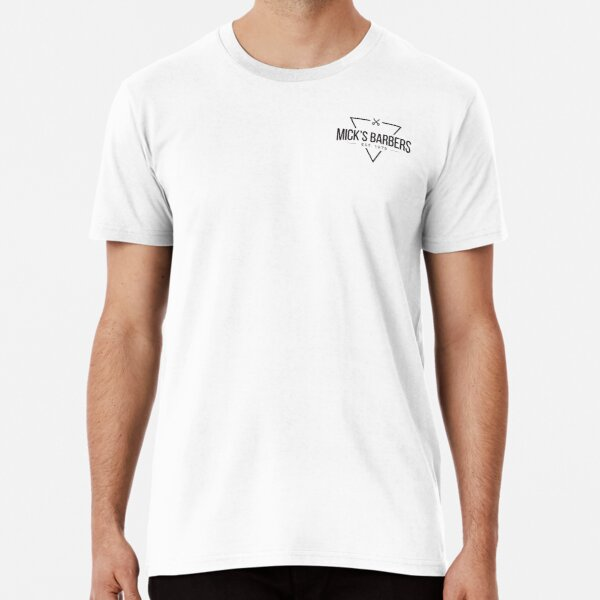 Micks Barbers  Premium T-Shirt