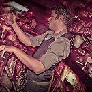 Breakdancing Bartender  by counterpartfilm