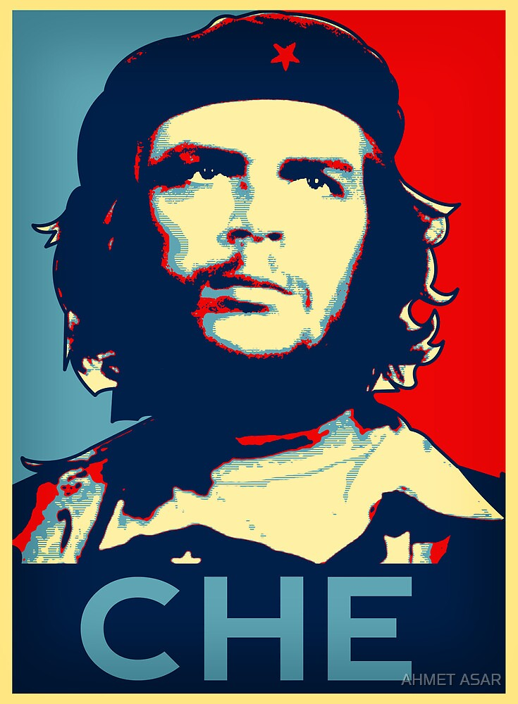 Che  hope poster 2 by MotionAge Media