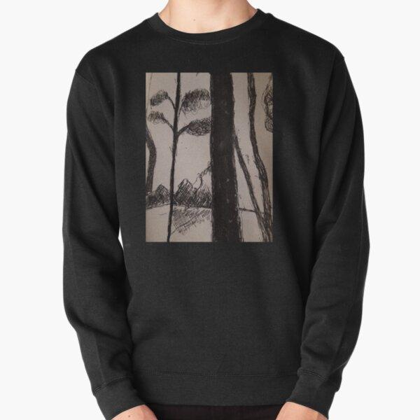 Forest Pullover Sweatshirt