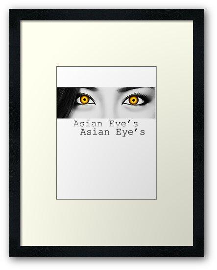 Asian Eye's 3 by Husky