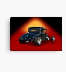 1930 Hudson Hot Rod Coupe Canvas Print