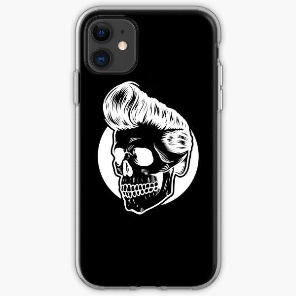 Scared Quiff iPhone Soft Case