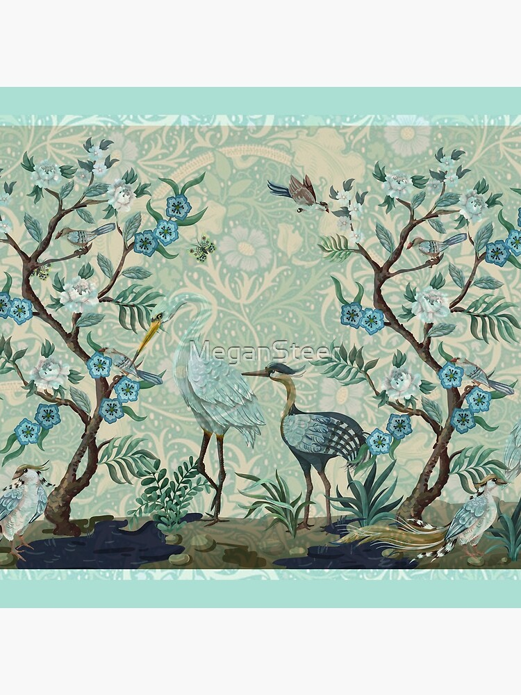 The Chinoiserie Panel by MeganSteer