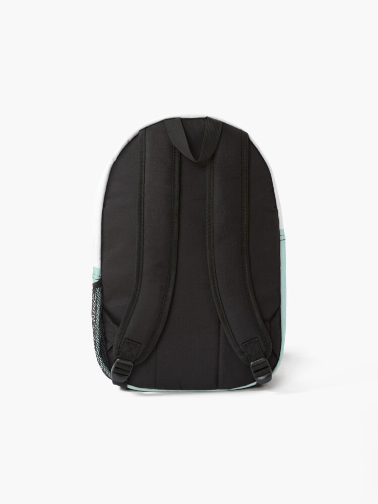 Alternate view of The Chinoiserie Panel Backpack