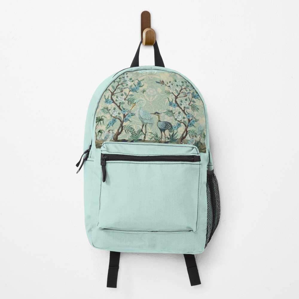 The Chinoiserie Panel Backpack