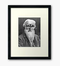Eadweard Muybridge. Framed Print