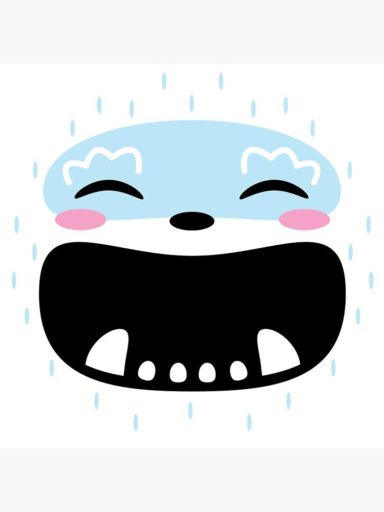 «Heureux Yeti» par murphypop