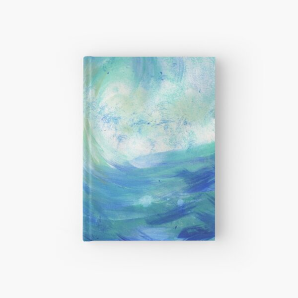 the sea it calls me Hardcover Journal