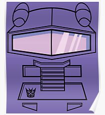 Transformers - Shockwave Poster