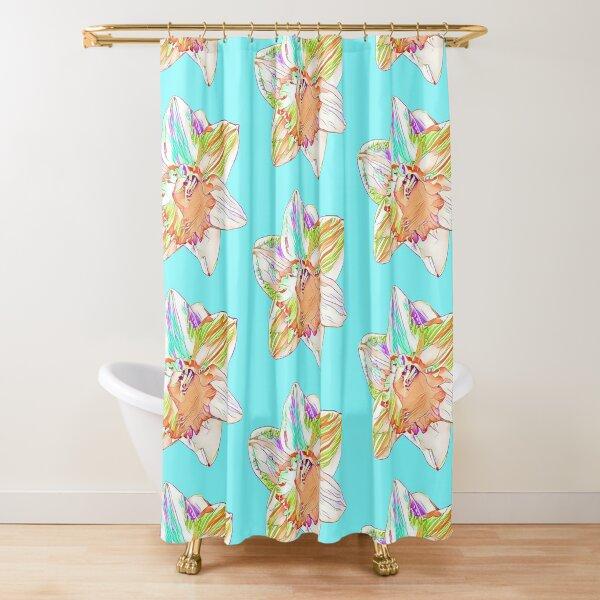 DaffodilBloom Shower Curtain