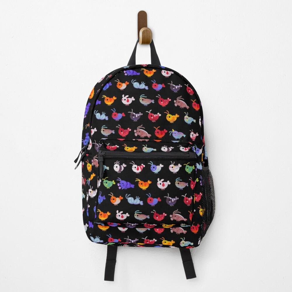Freshwater shrimp Backpack
