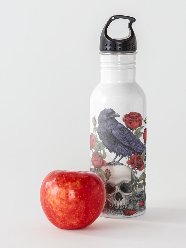 Alternate view of Memento Mori  Water Bottle