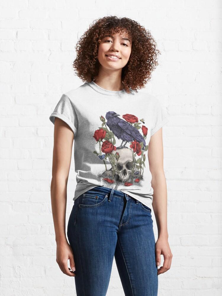 Alternate view of Memento Mori  Classic T-Shirt