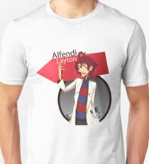"""Potty Prof"" Alfendi Layton T-Shirt"