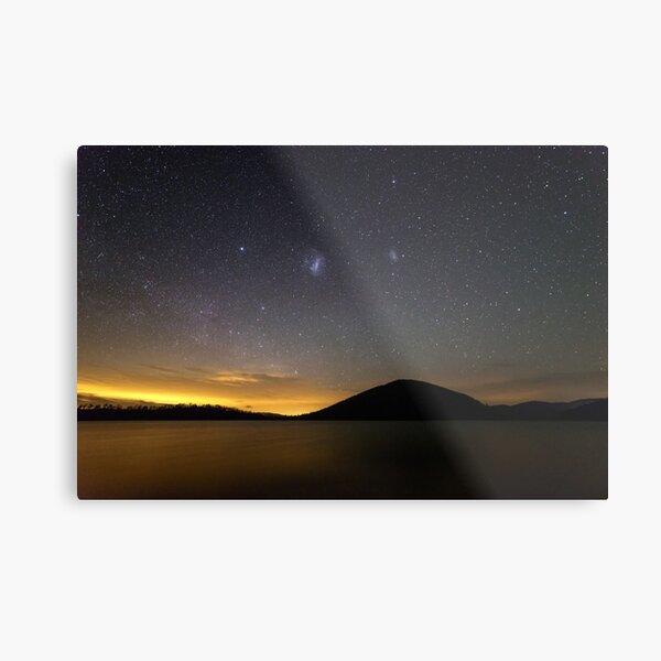 """Sky of Solitude"" ∞ Lake Somerset, QLD - Australia Metal Print"