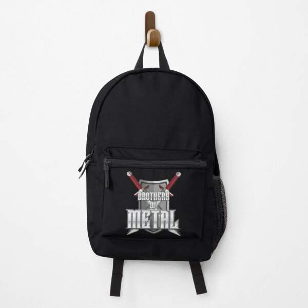 Brothers of Metal Backpack