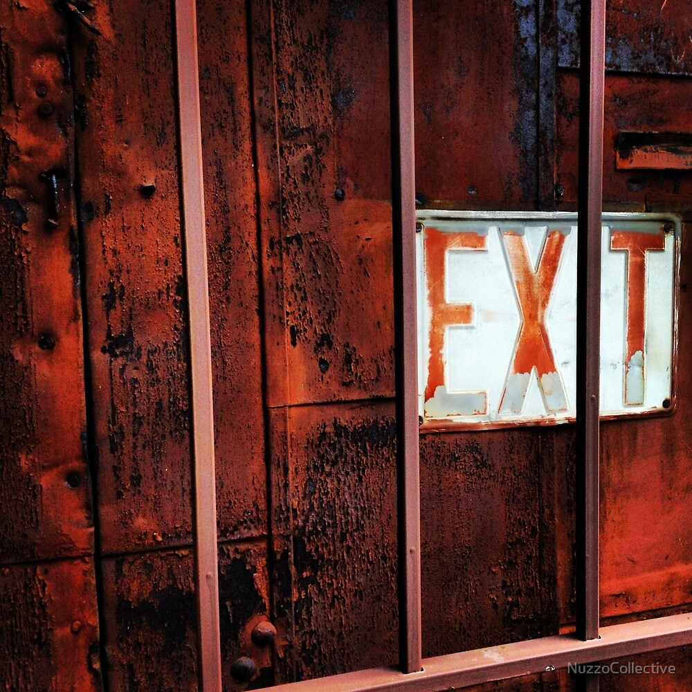 Exit by NuzzoCollective