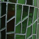 Shattered Green by Skyler Wefer