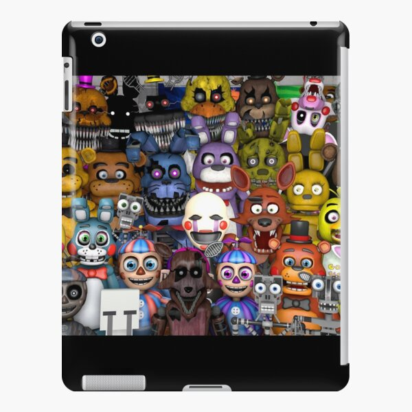Roboticons FNaF Robot Convention iPad Snap Case