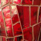 Shattered Red by Skyler Wefer