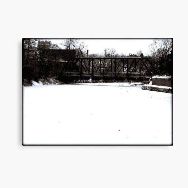 Cedarburg © Canvas Print