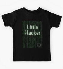 Little Hacker Kids Clothes