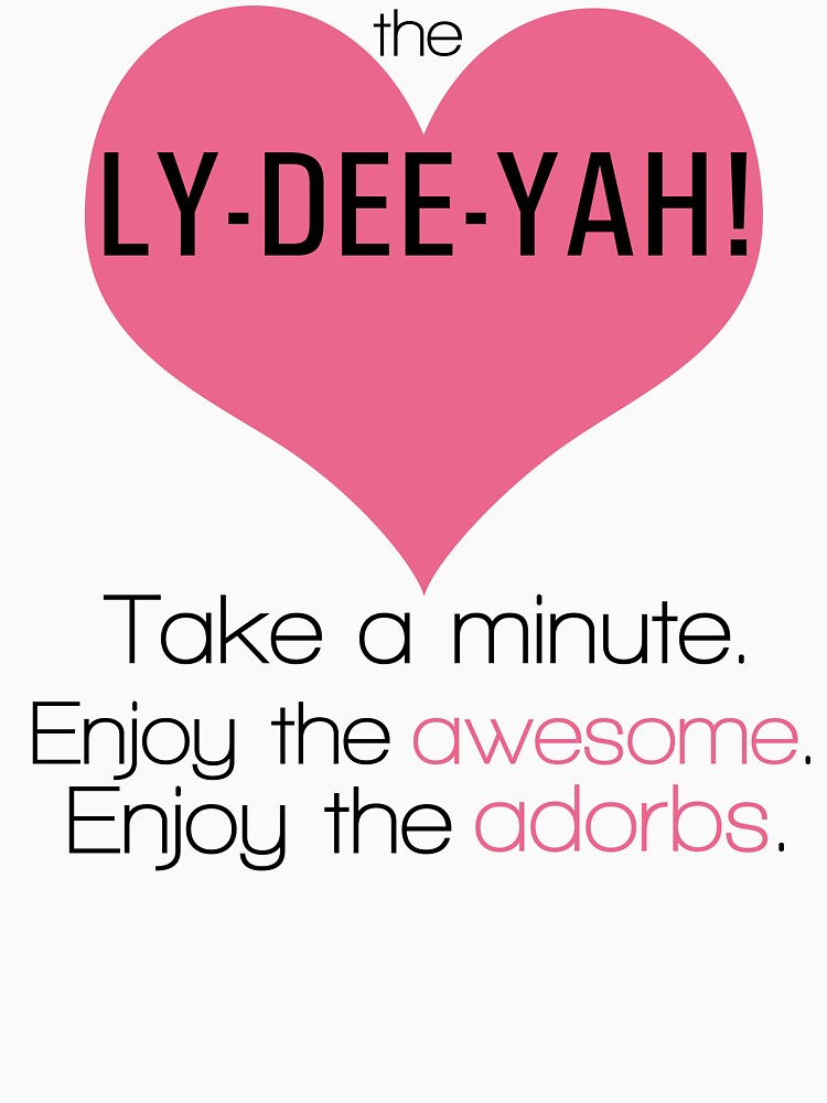 The Lizzie Bennet Diaries   The Ly-Dee-Yah! by jlbeattys