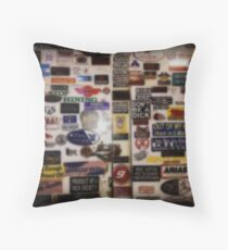 Opinionated much? Throw Pillow