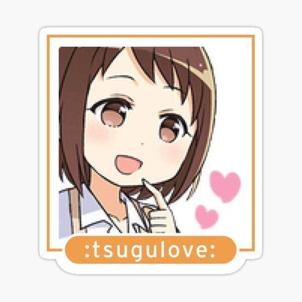Discord Emote: tsugulove: Sticker