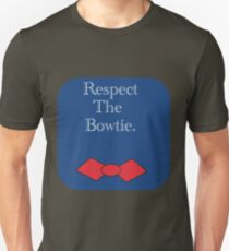 Respect the Bow Tie Unisex T-Shirt